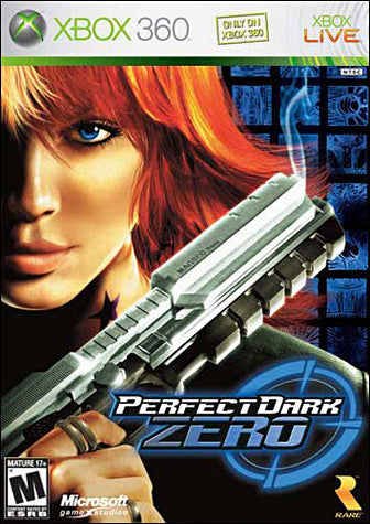 Perfect Dark - Zero (Steel Case Limited Collector's Edition) (XBOX360) XBOX360 Game