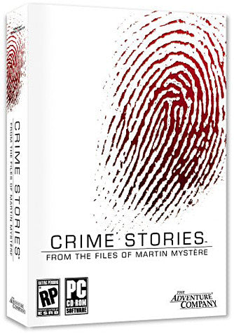 Crime Stories (PC) PC Game