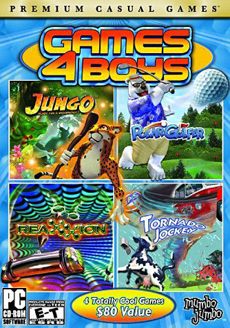 Games 4 Boys (PC) PC Game