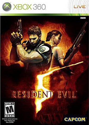 Resident Evil 5 (Bilingual Cover) (XBOX360) XBOX360 Game