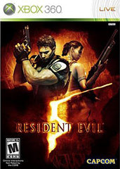 Resident Evil 5 (Bilingual Cover) (XBOX360)