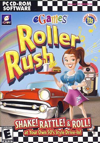 Roller Rush (PC) PC Game