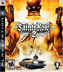 Saints Row 2 (PLAYSTATION3)