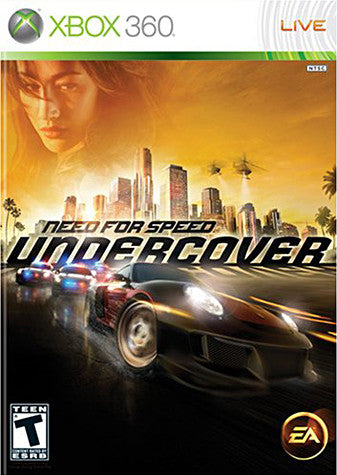 Need for Speed - Undercover (XBOX360) XBOX360 Game