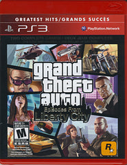Grand Theft Auto - Episodes From Liberty City (PLAYSTATION3)