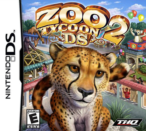 Zoo Tycoon 2 (DS) DS Game