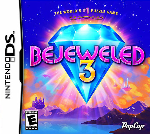 Bejeweled 3 (DS) DS Game