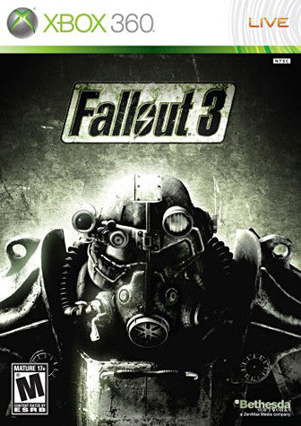 Fallout 3 (Platinum Hits) (XBOX360) XBOX360 Game