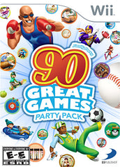 Family Party - 90 Great Games Party Pack (NINTENDO WII)