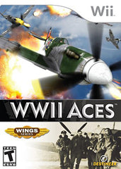 WWII Aces (Bilingual Cover) (NINTENDO WII)