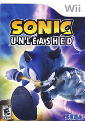 Sonic - Unleashed (NINTENDO WII)