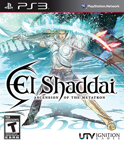 El Shaddai - Ascension of the Metatron (PLAYSTATION3) PLAYSTATION3 Game