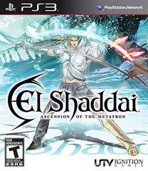 El Shaddai - Ascension of the Metatron (PLAYSTATION3) (USED)