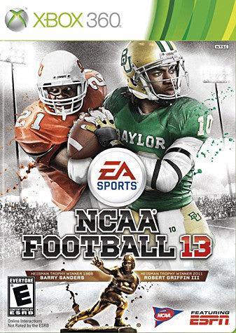 NCAA Football 13 (XBOX360) XBOX360 Game