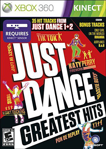 Just Dance - Greatest Hits (Kinect) (XBOX360) XBOX360 Game