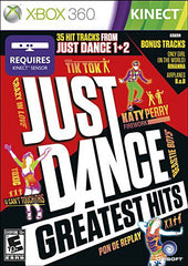 Just Dance - Greatest Hits (Kinect) (XBOX360)