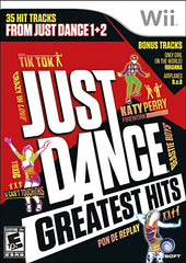 Just Dance - Greatest Hits (NINTENDO WII)