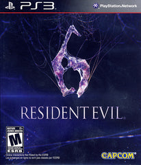Resident Evil 6 (PLAYSTATION3)