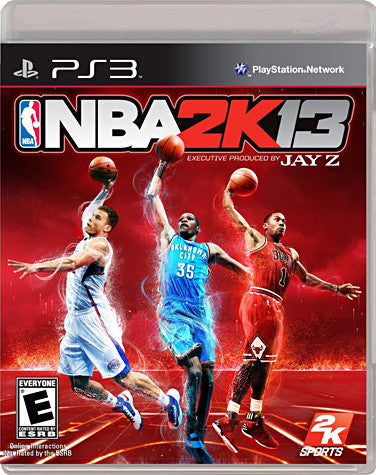 NBA 2K13 (PLAYSTATION3) PLAYSTATION3 Game