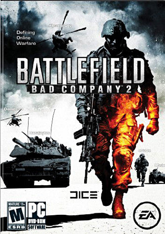 Battlefield - Bad Company 2 (PC) PC Game