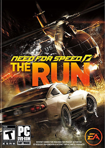 Need for Speed - The Run (PC) PC Game
