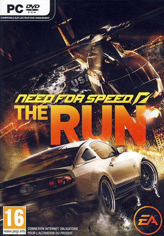 Need for Speed - The Run (French Version Only) (PC) PC Game