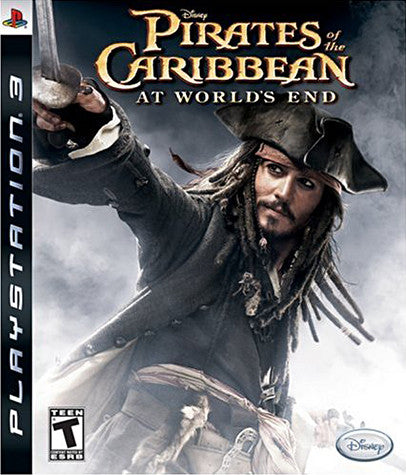 Pirates Of The Caribbean - At World's End (PLAYSTATION3) PLAYSTATION3 Game