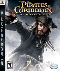 Pirates Of The Caribbean - At World's End (PLAYSTATION3)