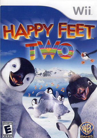 Happy Feet Two (2) (NINTENDO WII) NINTENDO WII Game