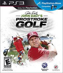 John Daly's - ProStroke Golf (Playstation Move) (PLAYSTATION3)