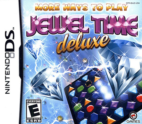 Jewel Time - Deluxe (DS) DS Game