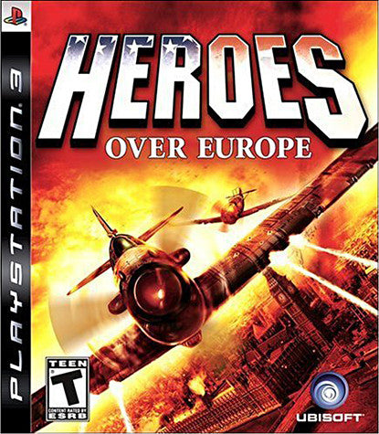 Heroes Over Europe (Bilingual Cover) (PLAYSTATION3) PLAYSTATION3 Game
