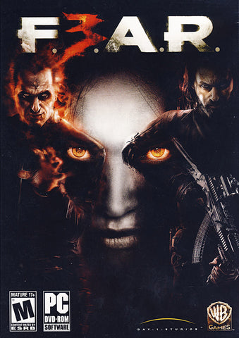 F.E.A.R. 3 (Limit 1 copy per client) (PC) PC Game