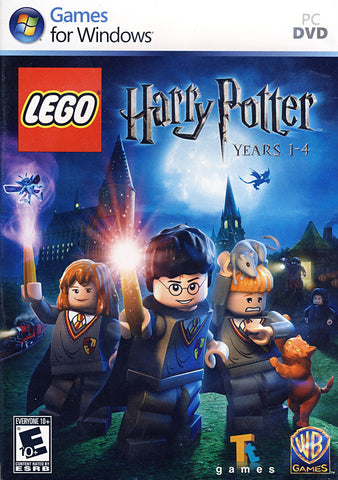 LEGO Harry Potter - Years 1-4 (PC) PC Game