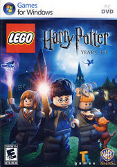 LEGO Harry Potter - Years 1-4 (PC) (USED)