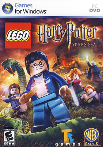 LEGO Harry Potter - Years 5-7 (PC) PC Game