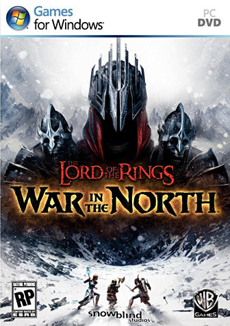 Lord of the Rings - War In The North (PC) PC Game