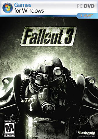 Fallout 3 (French Version Only) (PC) PC Game