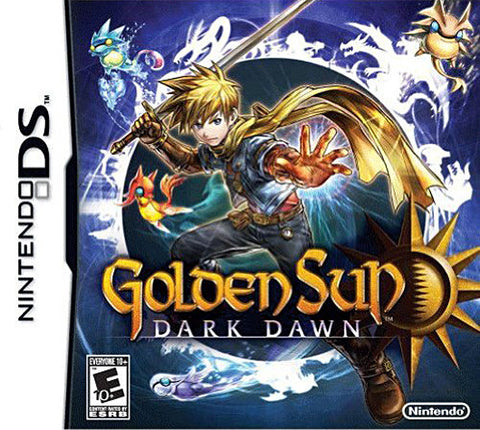 Golden Sun - Dark Dawn (DS) DS Game