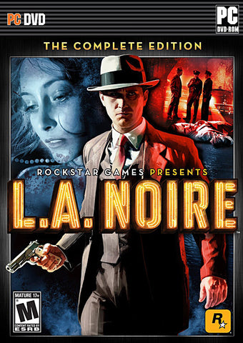 L.A. Noire - The Complete Edition (PC) PC Game