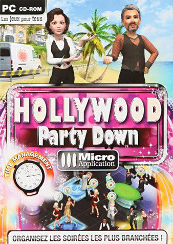 Hollywood - Party Down (French Version Only) (PC) PC Game