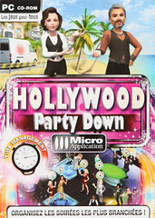Hollywood - Party Down (French Version Only) (PC)