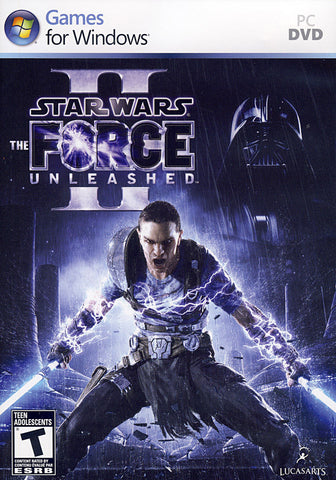 Star Wars - The Force Unleashed II (2) (Limit 1 copy per client) (PC) PC Game