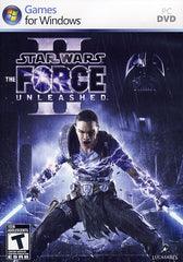 Star Wars - The Force Unleashed II (2) (Limit 1 copy per client) (PC)