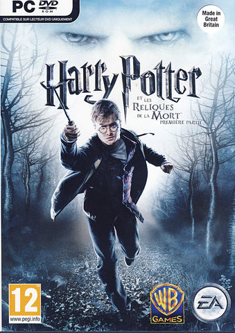 Harry Potter: les reliques de la mort - 1er partie (French Version Only) (PC) PC Game