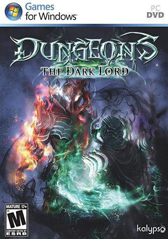 Dungeons - The Dark Lord (PC) PC Game