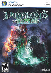Dungeons - The Dark Lord (PC)