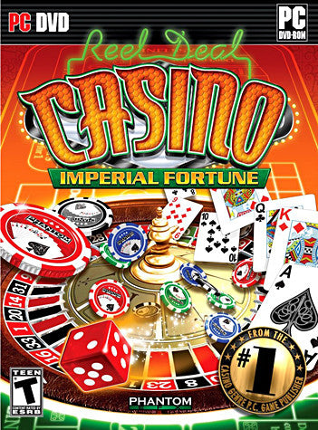 Reel Deal Casino - Imperial Fortune (PC) PC Game