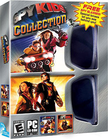 Spy Kids Collection 2004 (PC) PC Game