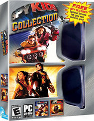Spy Kids Collection 2004 (PC)